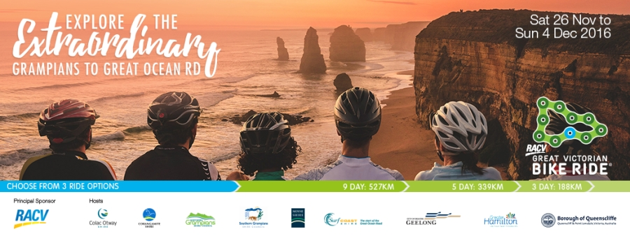 Cycle the Great Ocean Road