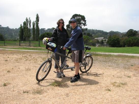 Jo & Gene in San Francisco August 2006