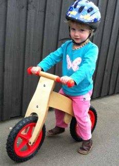 Birthday bike
