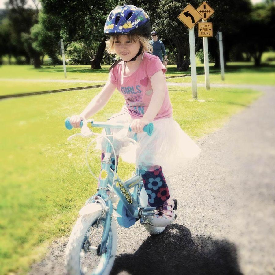 First bikes